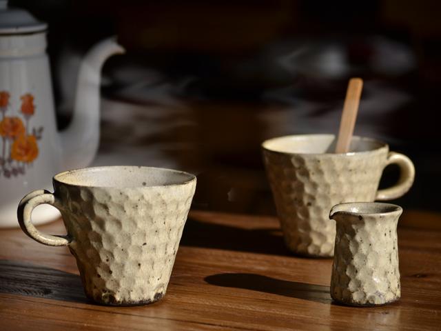 工房火々のマグカップ