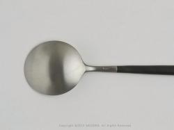 cutipol(クチポール)カトラリーのGOAシリーズのデザートスプーン