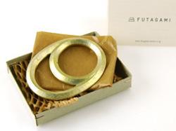 FUTAGAMI(フタガミ)の真鍮の栓抜き『日食』