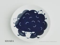 有田焼のKIHARA(キハラ)の豆皿コモンキッズ