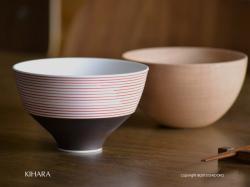 有田焼のKIHARA(キハラ)の飯碗