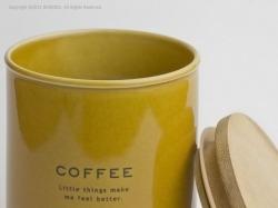 LOLO(ロロ)の陶器製コーヒーキャニスター