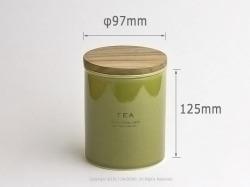 LOLO(ロロ)の陶器製こーひー&ティーキャニスター